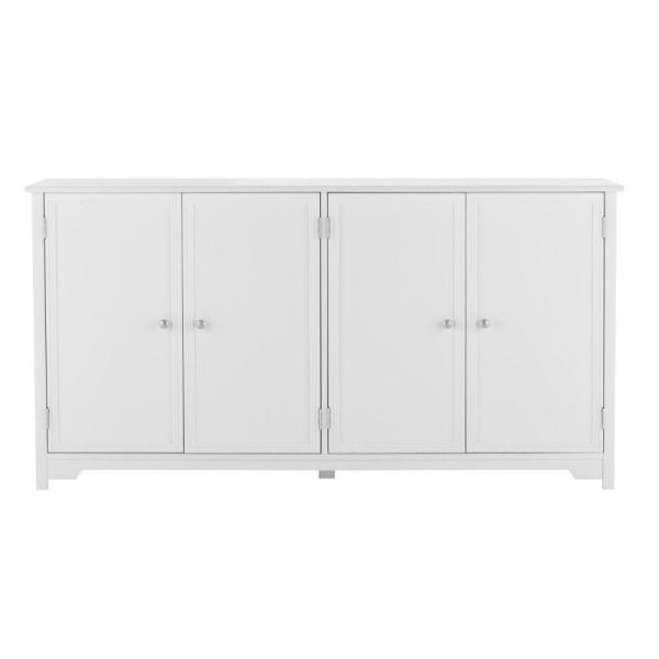Oxford White 58 in. Buffet