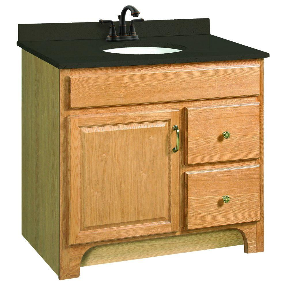 Foremost Ashburn 36 In. W X 21.75 In. D Vanity Cabinet In