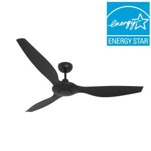 TroposAir Vogue 60 In. Indoor/Outdoor Oil Rubbed Bronze Ceiling Fan 88626    The Home Depot