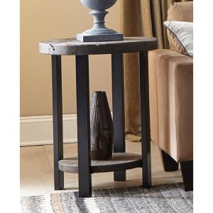 Click here to buy Alaterre Furniture Pomona Rustic Natural End Table.