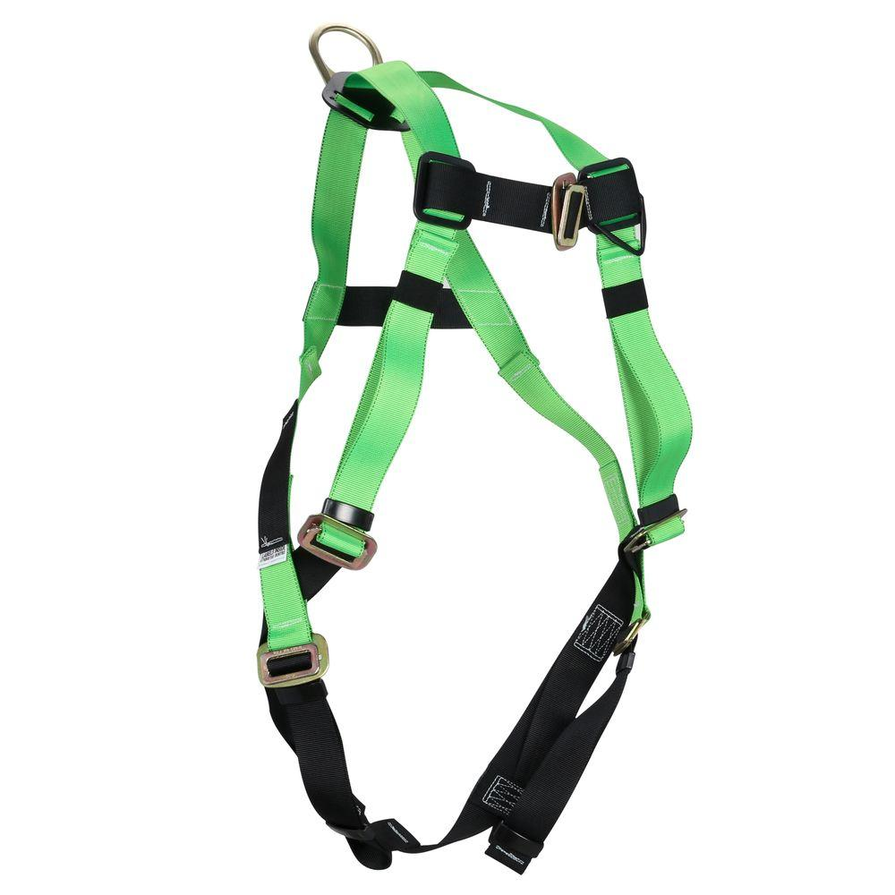 Roof Safety System Universal Harness 50 Lifeline Roofing