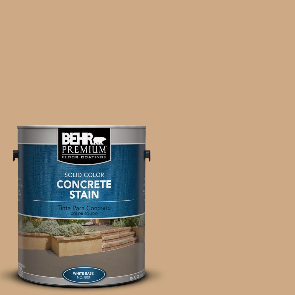 1 gal. #PFC-22 Cold Lager Solid Color Interior/Exterior Concrete Stain