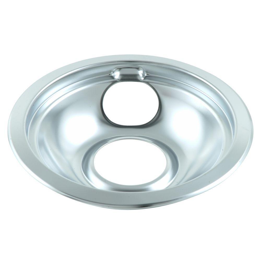 6 in. Drip Bowl - Chrome