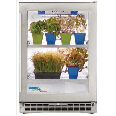 5.8 cu. ft. Herb Grower with 32-Watt LED BloomBoss Lighting