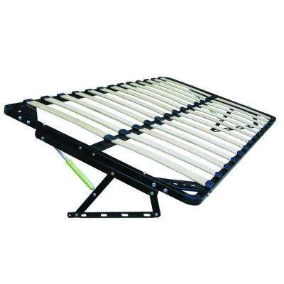 39 in. x 75 in. Single Storage Bed Open End Lift Kit