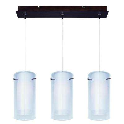 Frost 3-Light RapidJack Pendant and Canopy