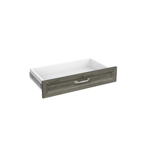 Style+ 5 in. x 25 in. Coastal Teak Traditional Drawer Kit for 25 in. W Style+ Tower