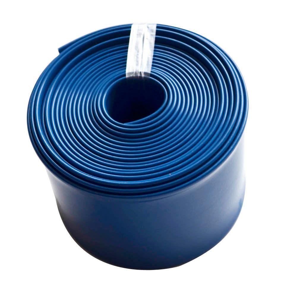 Everbilt 1-1/2 in. I.D. x 10 ft. Polyethylene Discharge Hose