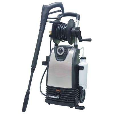 1800-PSI at 1.5 GPM Pressure Washer with Bonus Accessories