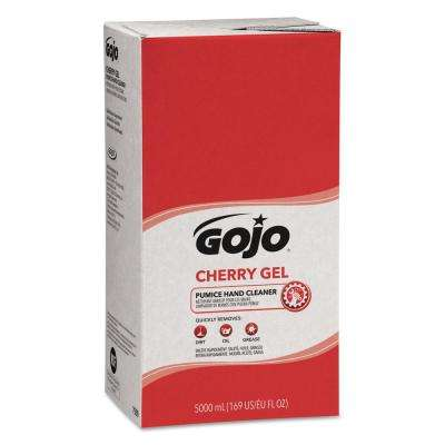 5000 ml Cherry Gel Pumice Hand Cleaner Refill