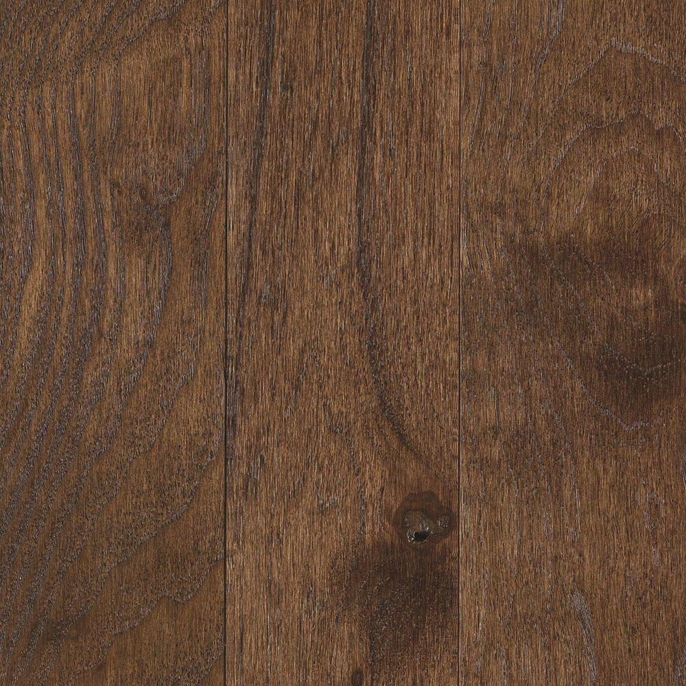 Take Home Sample - Franklin Coffee Bean Hickory 3/4 in. Thick