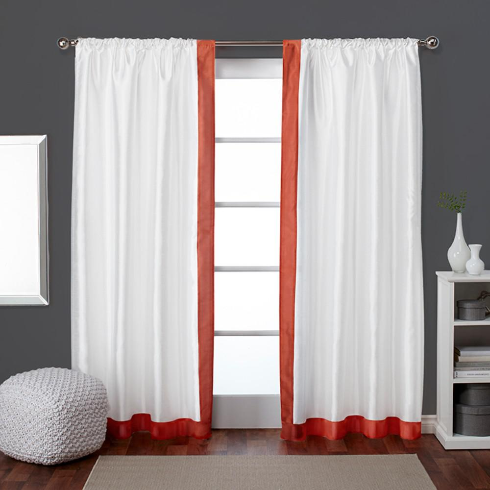 rare concept of horizontal sheer pixels curtain and orange size tangerine burnt burntge striped white colored draperies images curtainsburnt curtains full
