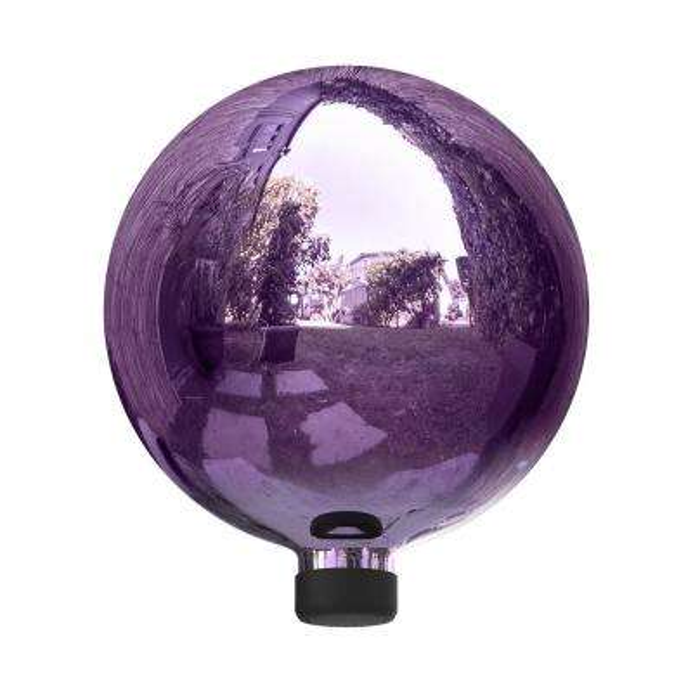 Alpine Corporation Electric Purple Gazing Globe