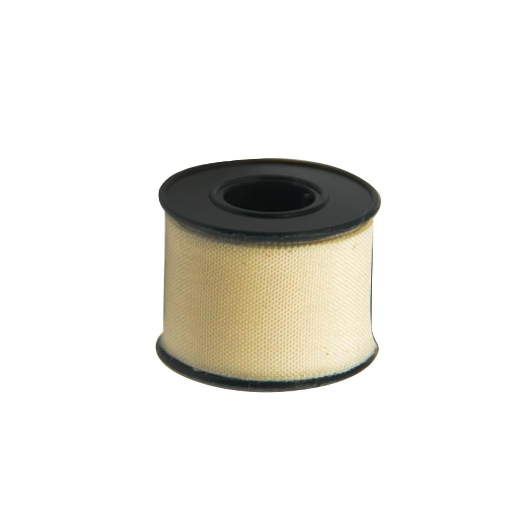 Vibrant Performance 2 Meter (6-1/2 Feet) Roll of White Adhesive Clean Cut Tape