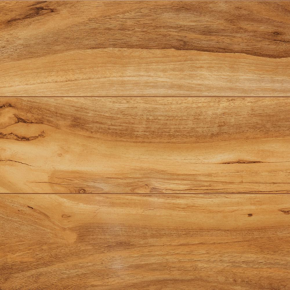 Home Decorators Collection High Gloss Bramber 12 mm T x 4.76 in W x 47.72 in L Water Resistant Laminate Flooring (15.79 sq. ft. / case)