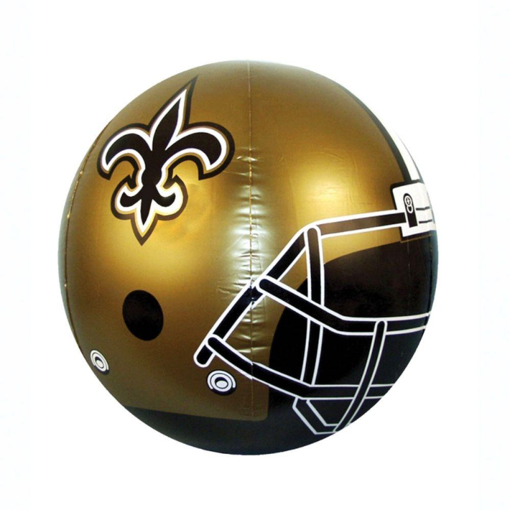 Team Sports America 24 in. Beach Ball - New Orleans Saints