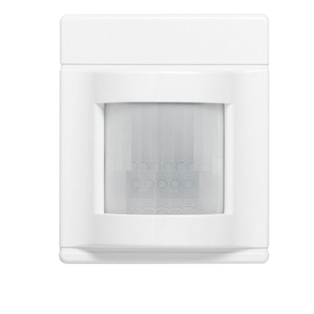 Lithonia Lighting Wide ViewCorner Mount Low Voltage Sensor with Dual Technology and Isolated Low Voltage Relay