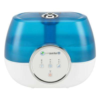 2 Gal. 120-Hour Ultrasonic Cool Mist Humidifier with Aromatherapy