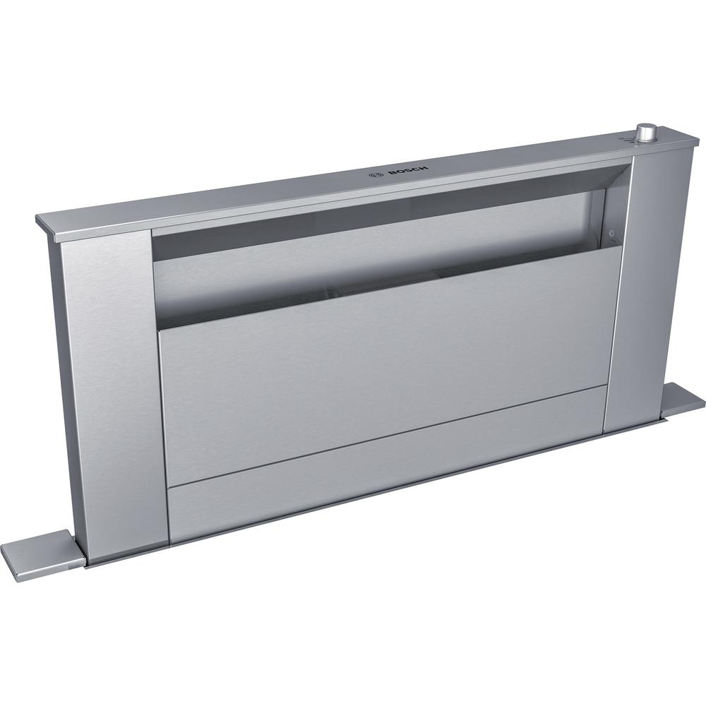 800 Series 30 in. Telescopic Downdraft System in Stainless Steel, Blower