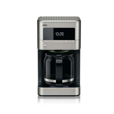 BrewSense 12-Cup Drip Coffee Maker