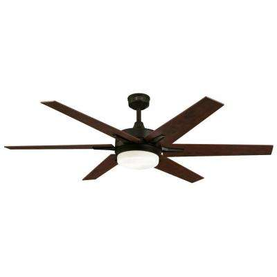 Clic 6 Blades Westinghouse Ceiling Fans With Lights