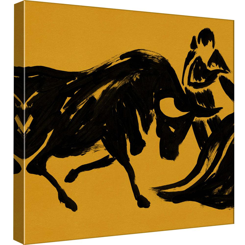 60c623550a3 PTM Images 15 in. x 15 in.   Ole 4   Printed Canvas Wall Art-9-98039 ...