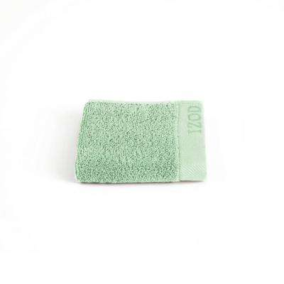 Classic Egyptian Cotton Wash Cloth in Soft Green