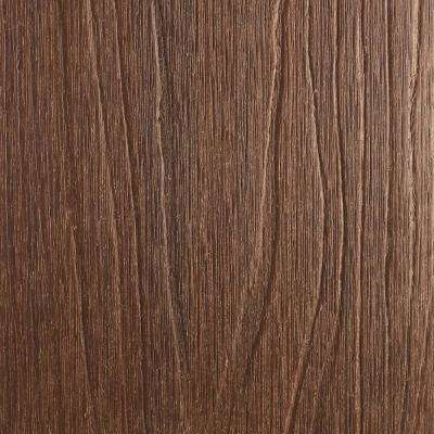 Ultra Shield Natural Magellan Series 1 in. x 6 in. x 8 ft. Brazilian IPE Grooved Composite Decking Board (10-Pack)