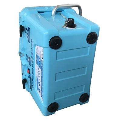 20 qt. Ice Blue Cooler