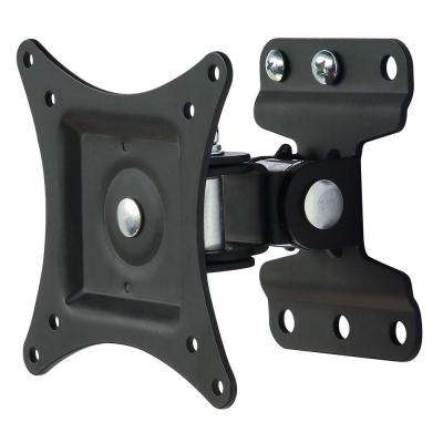 Tilt and Swivel Arm TV Wall Mount for 13 in. - 30 in. Flat Panel TV's with 30 Degree Tilt, 50 lb. Load Capacity