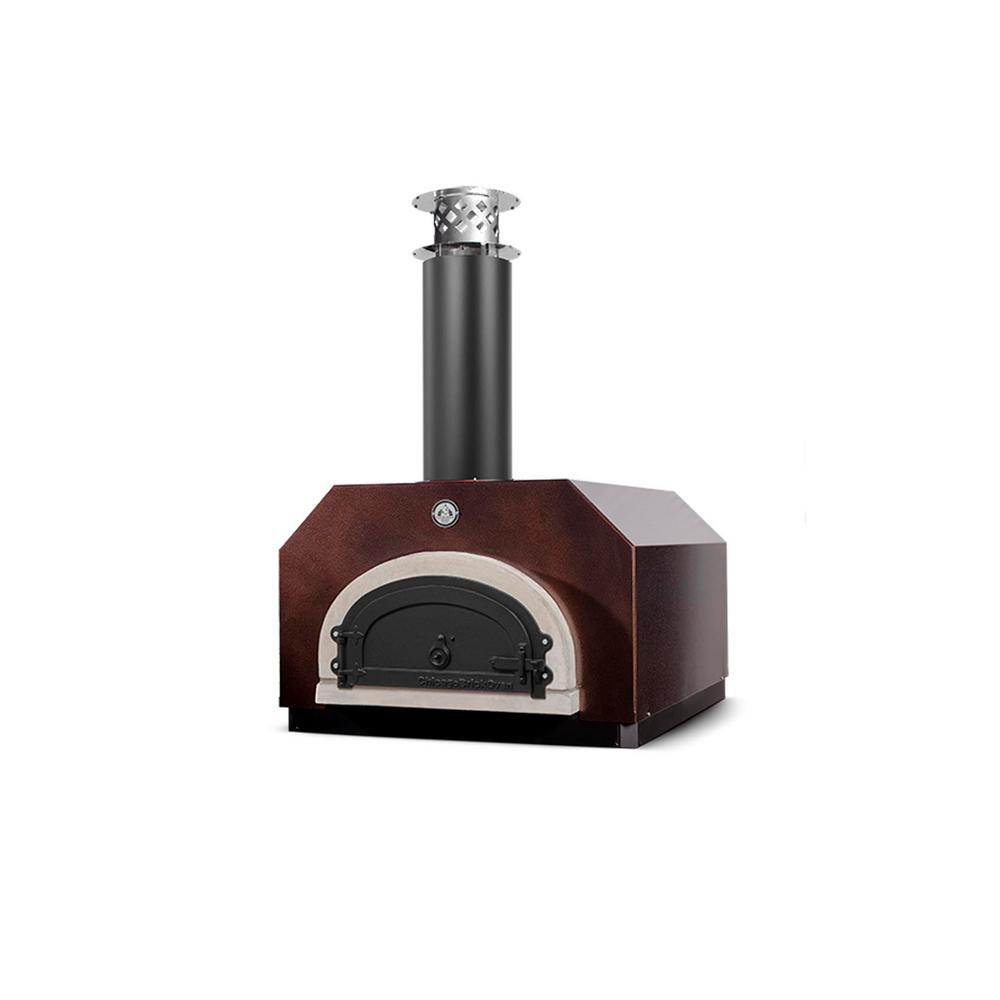 CBO-500 32-1/2 in. x 34-1/4 in. Counter Top Wood Burning Pizza