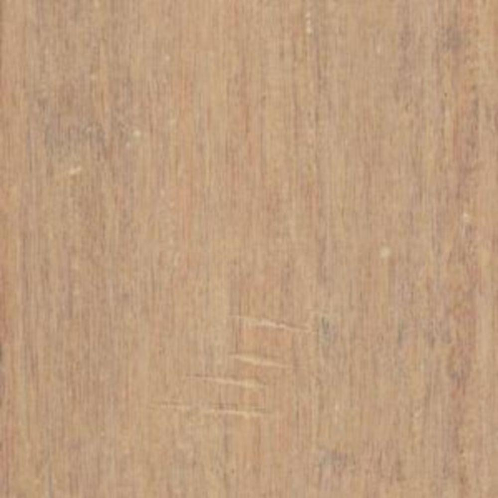 Home Legend Take Home Sample - Hand Scraped Strand Woven Ashford Solid Bamboo Flooring - 5 in. x 7 in.