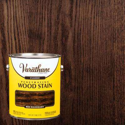 1 gal. Red Mahogany Classic Wood Interior Stain