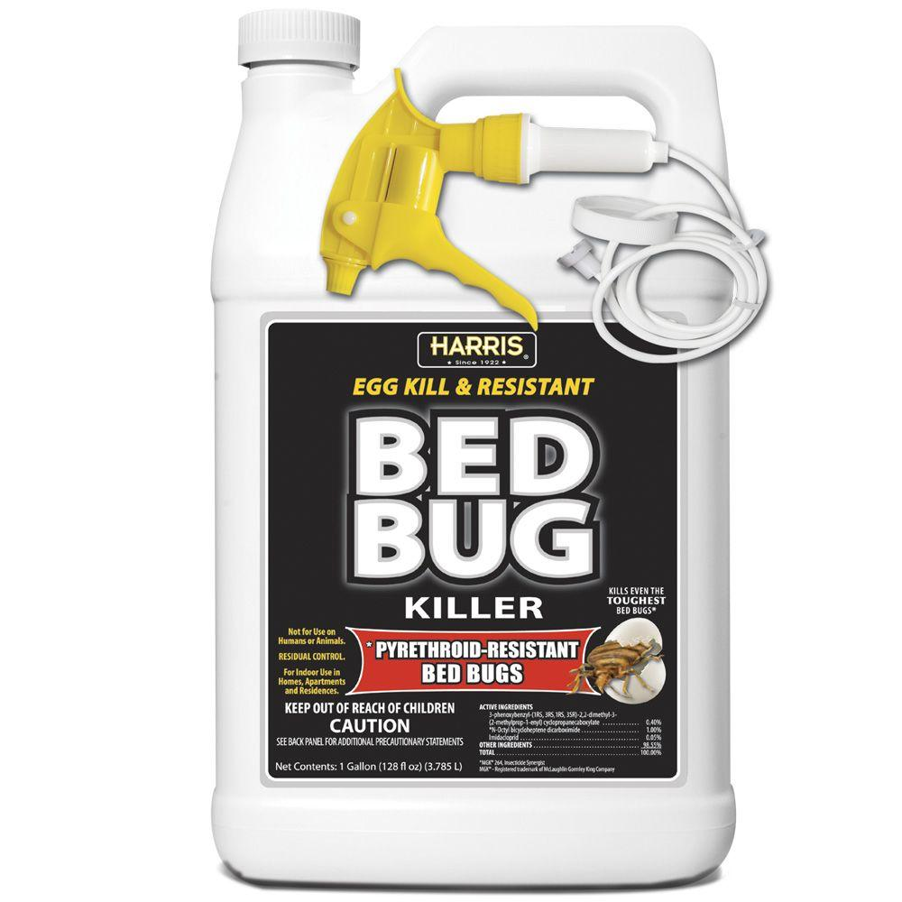 harris 1 gal. ready-to-use egg kill and resistant bed bug killer