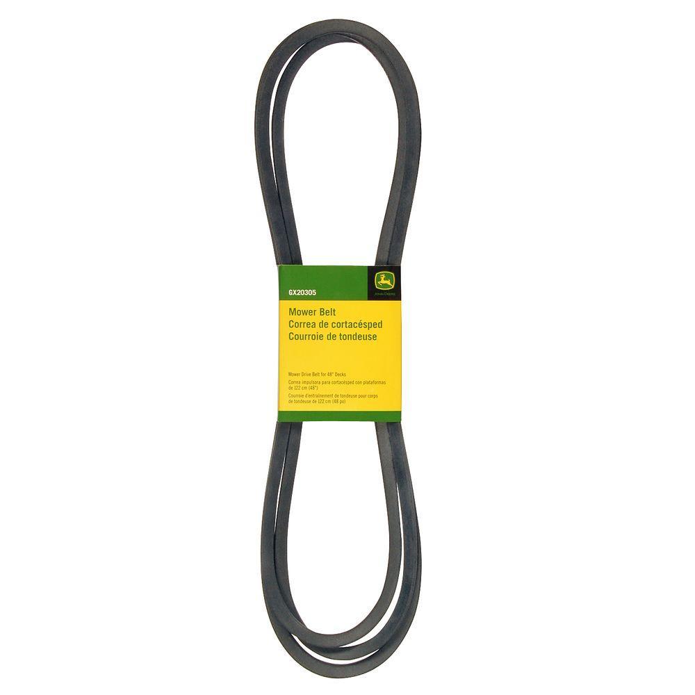 N15898 Equivalent Replacement Belt for JOHN DEERE