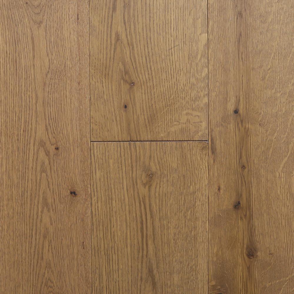 Castlebury Weathered Cottage Eurosawn Oak 1/2 in. T x 7 in. W x Random Length Eng Hardwood Flooring (31 sq. ft. / case)