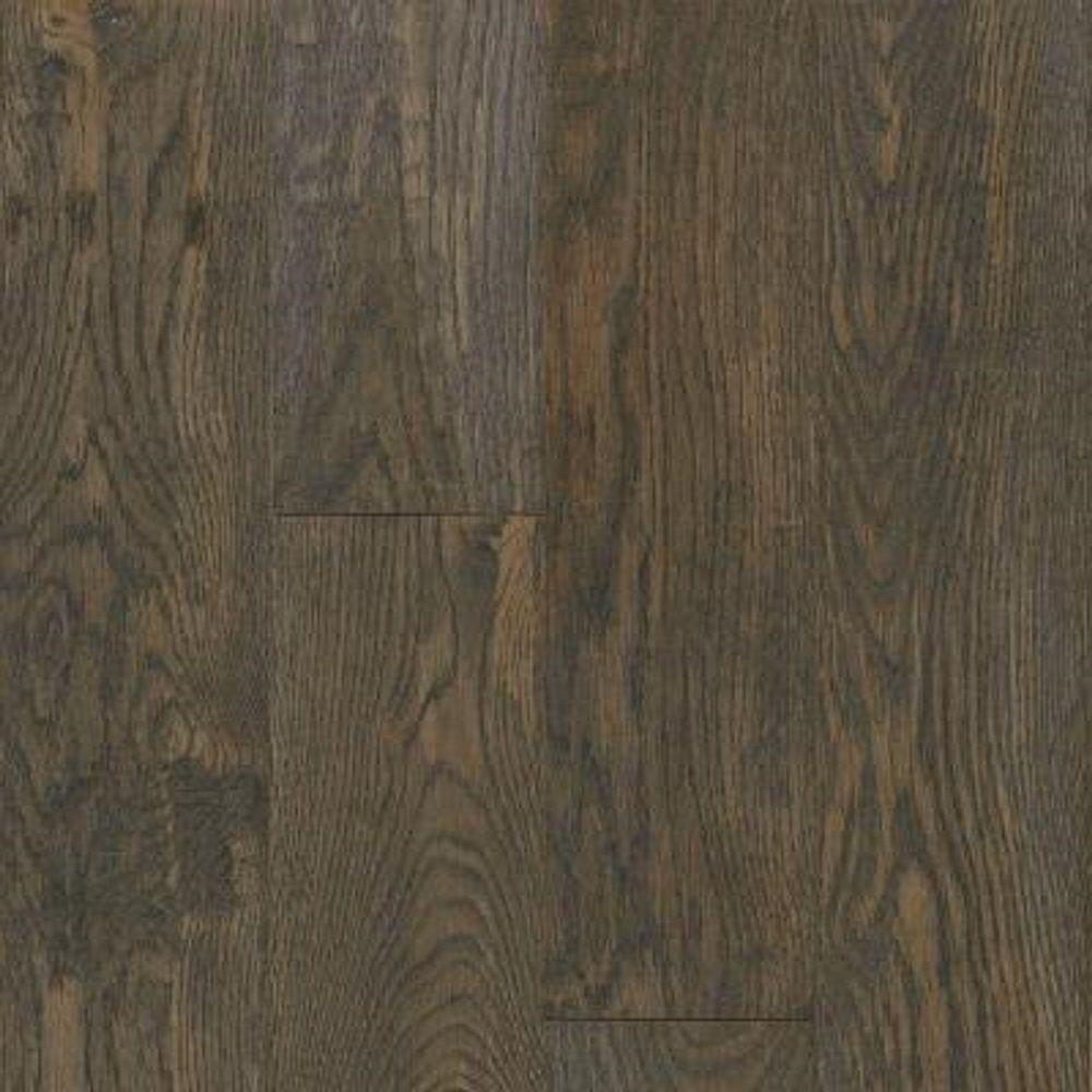 Take Home Sample - American Vintage Wolf Run Oak Engineered Scraped Hardwood Flooring - 5 in. x 7 in.