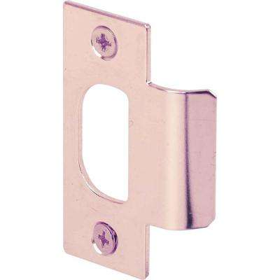 Brass Commercial Door Strike Plate