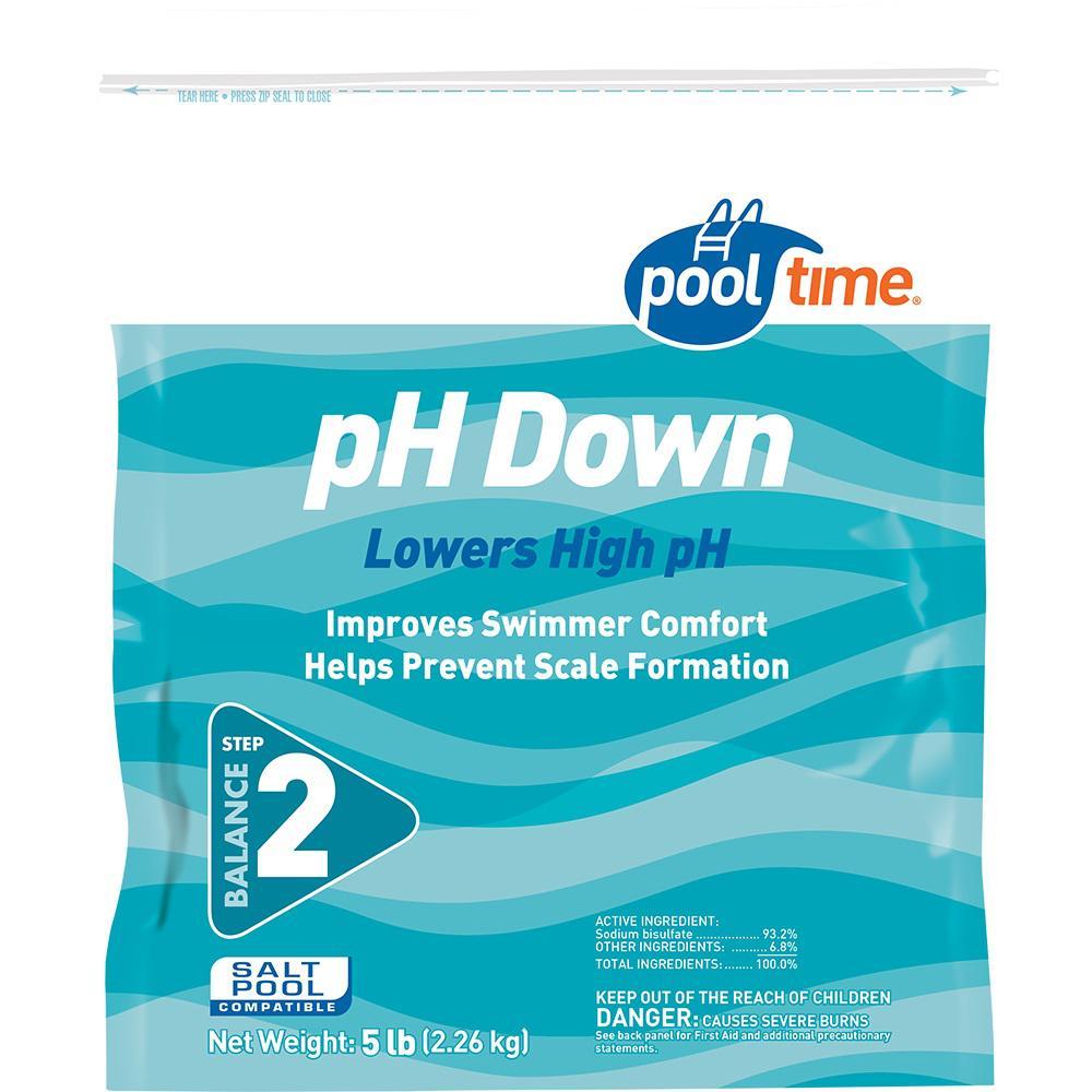5 lbs. pH Down Balancer
