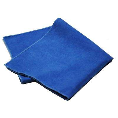 Microfiber Suede Cleaning and Polishing Cloth (48-Pack)