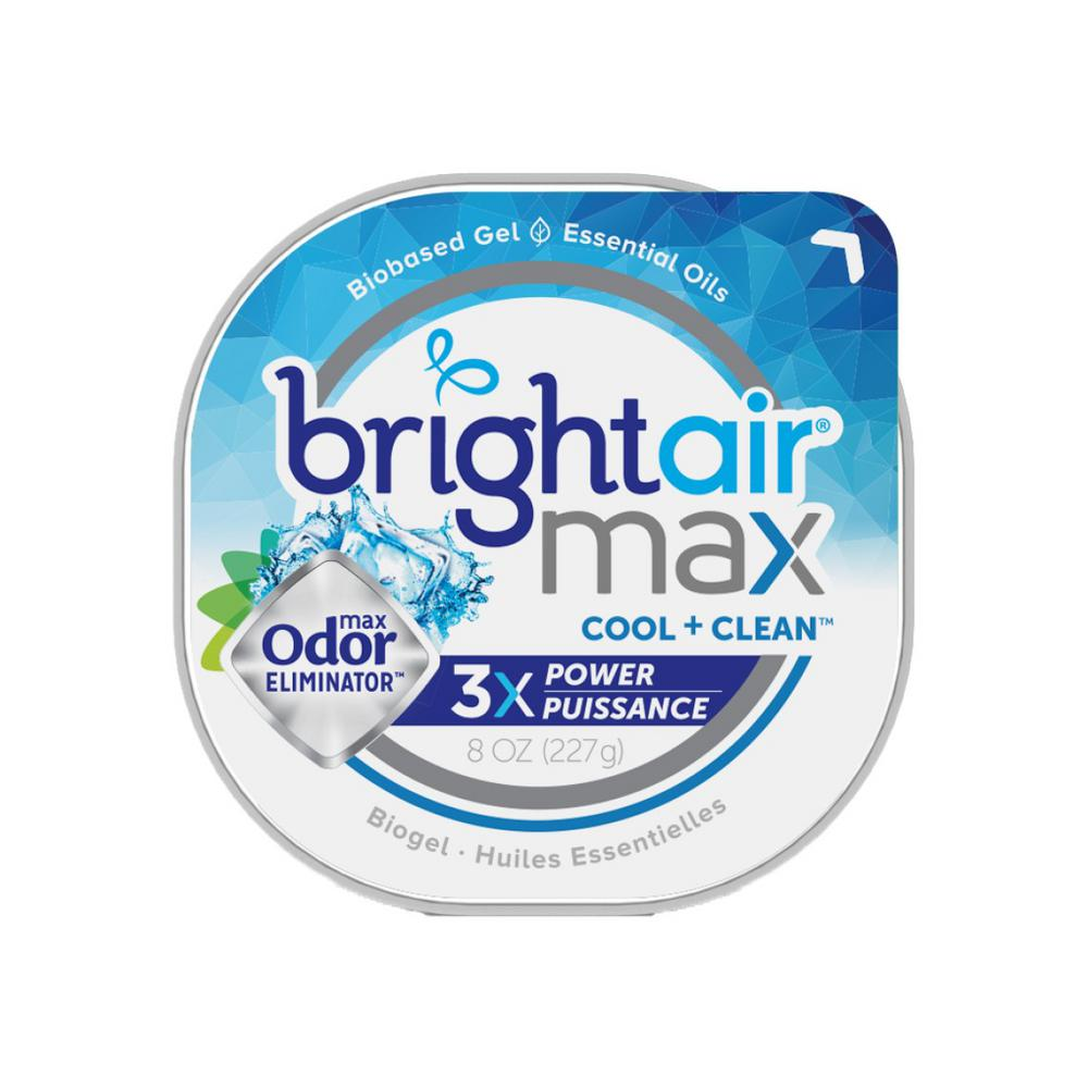 Bright Air 8 oz. Cool and Clean Max Odor Eliminator