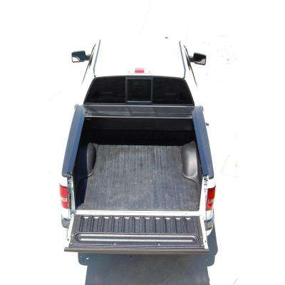 Custom-Fit Truck Bed Liner System for 2007 to 2013 GMC Sierra and Chevy Silverado with 5 ft. 8 in. Bed