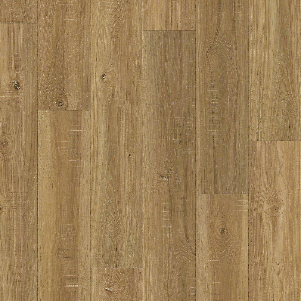 Shaw Alliant 7 In X 48 Maize Resilient Vinyl Plank Flooring 34 98