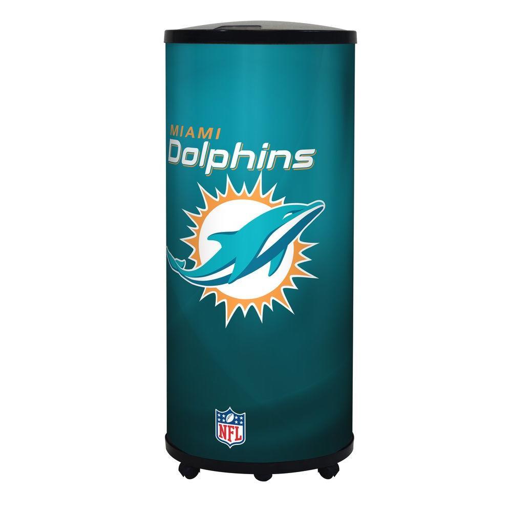 NFL 22 Qt. Miami Dolphins Ice Barrel Cooler