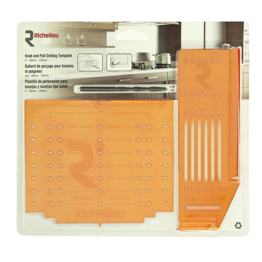 Richelieu Hardware Cabinet Hardware Door And Drawer Drilling
