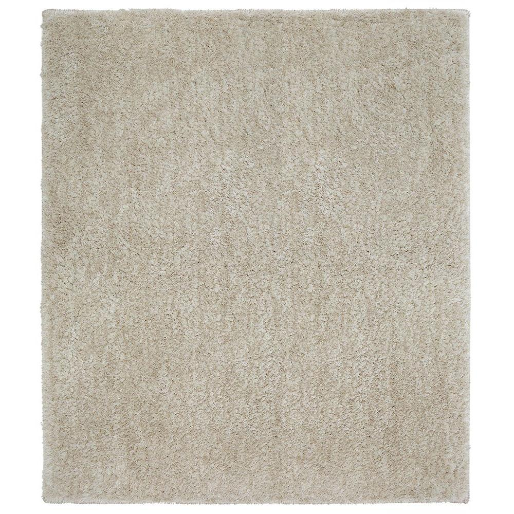 Ethereal Cream Beige 8 Ft X Square Area Rug