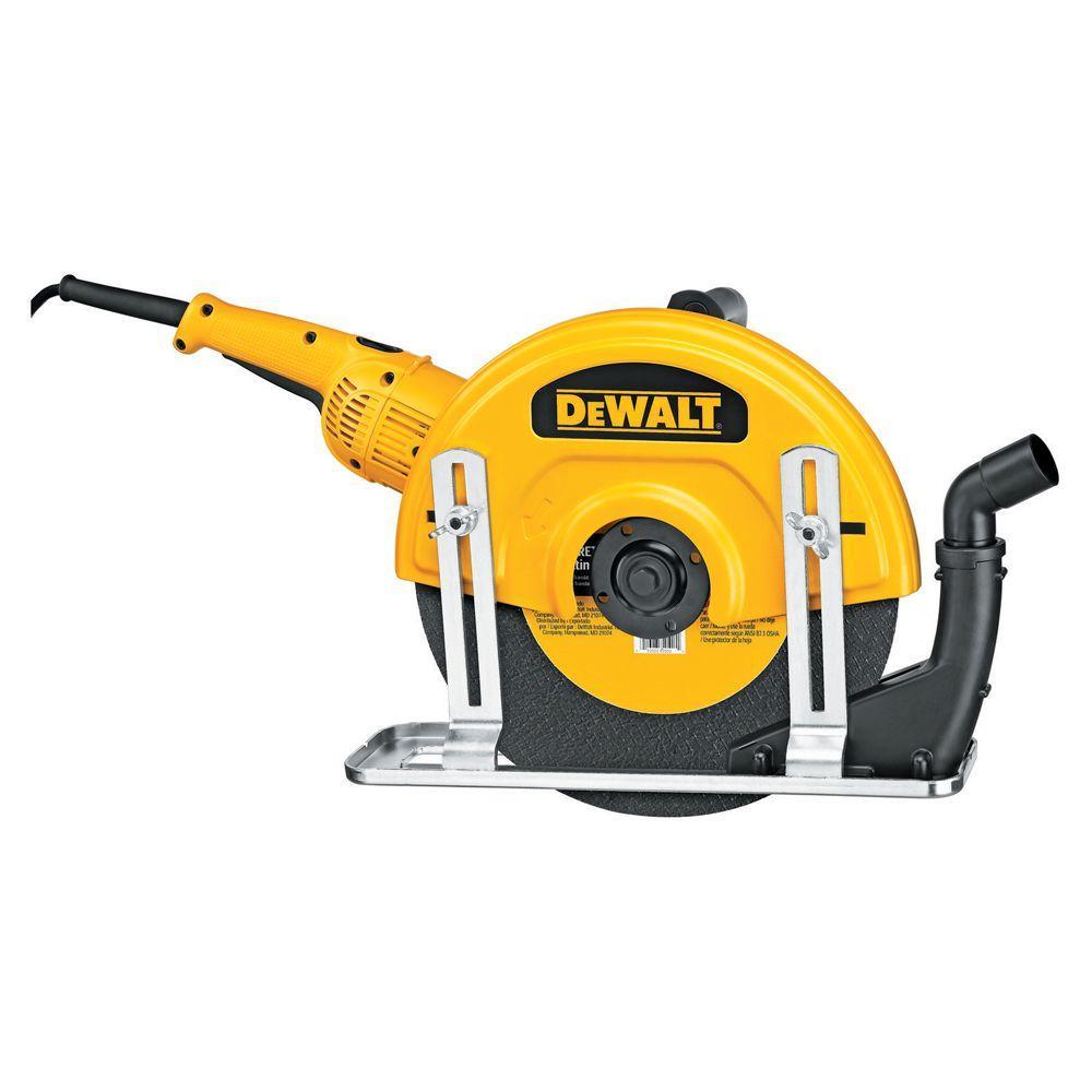 Dewalt 15 Amp 14 In 355 Mm Cut Off Machine D28755 The