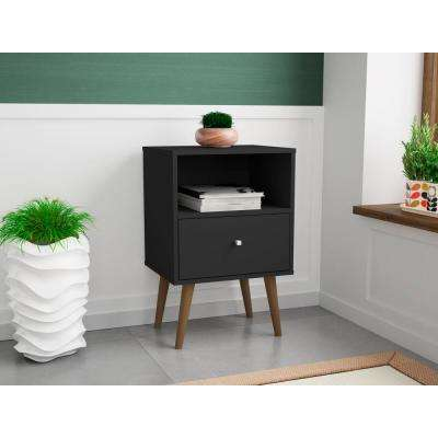 Liberty 1.0 Black Nightstand