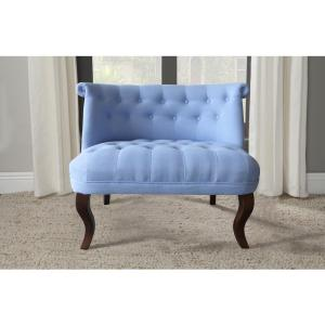 French Petite Sofa Serenity Linen by
