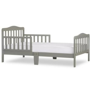 Classic Design Grey Toddler Bed